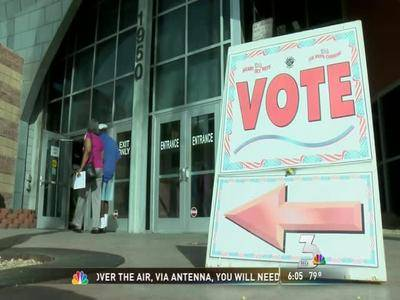 News video: Republicans leading in early voting turnout